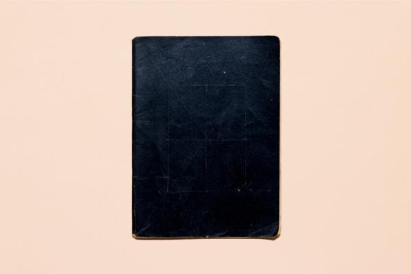 quaderno nero